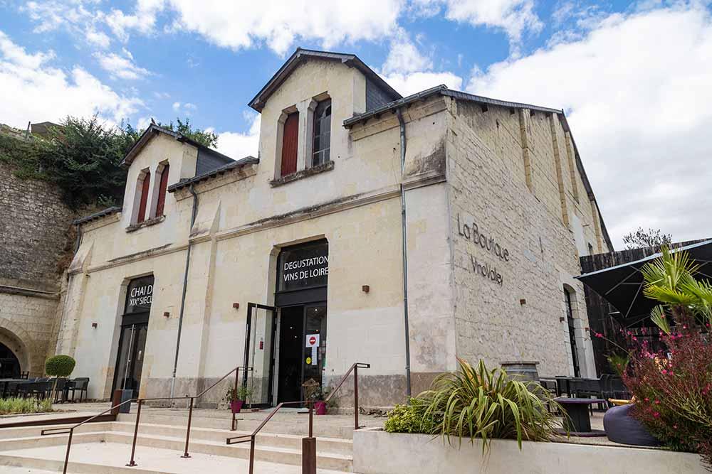 Anjou - La boutique de VinoValley-Saumur
