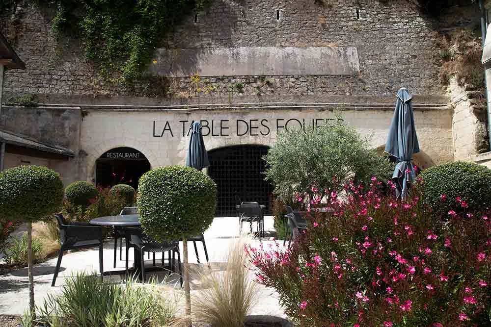 Anjou - La Table des fouées.