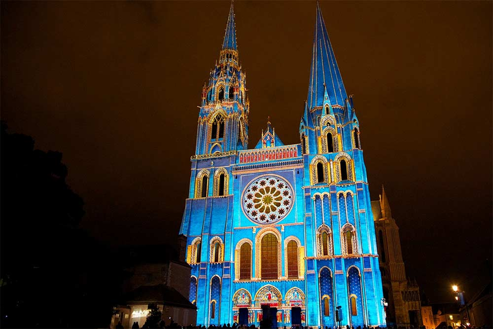 Villes Sanctuaires - Chartres