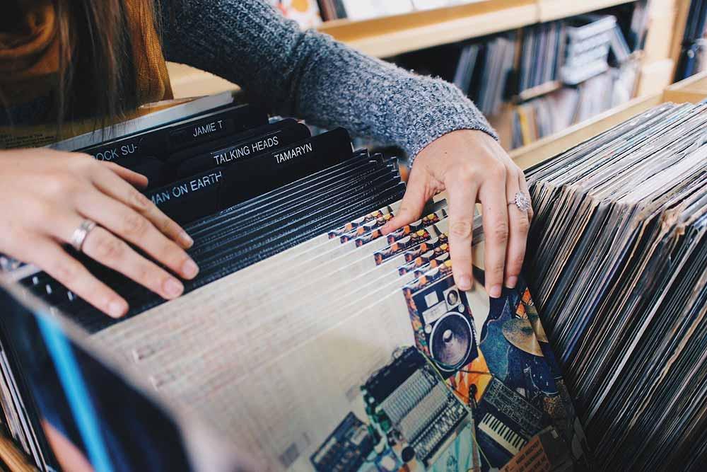 Disques Vinyl