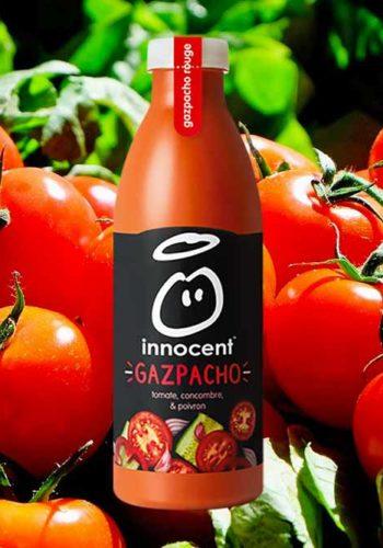 Les gazpachos innocent pour des moments de partage