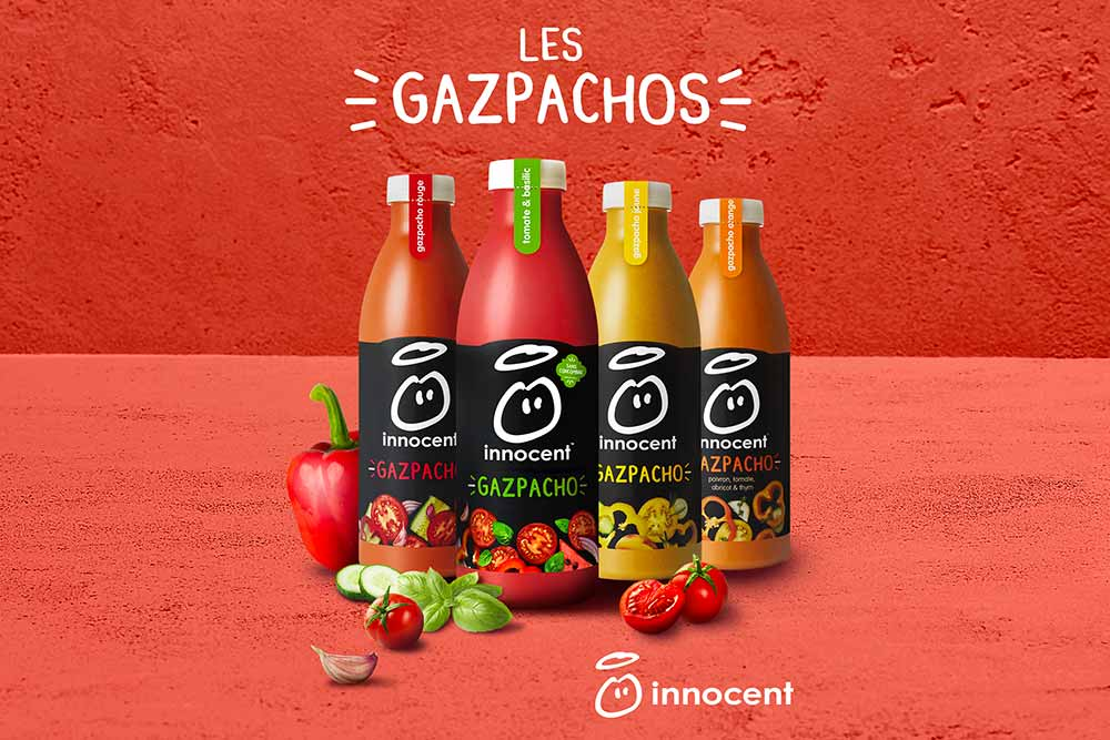 gazpacho - les bons moments d'innocent