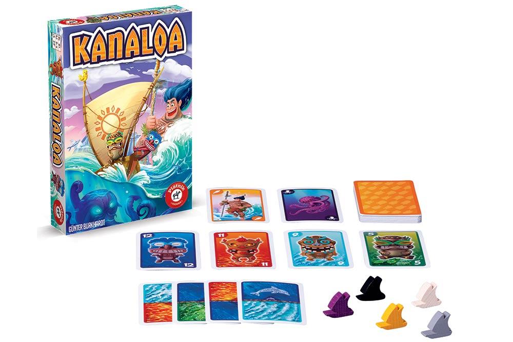 Kanaloa, un jeu amusant pour toute la famille