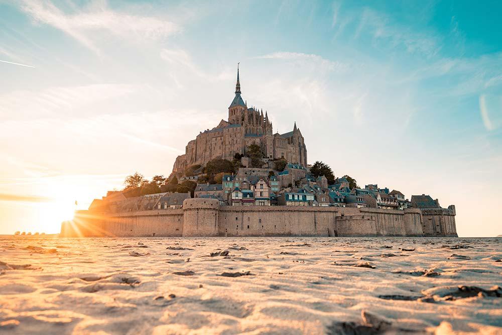 Villes Sanctuaires - Le Mont-Saint-Michel