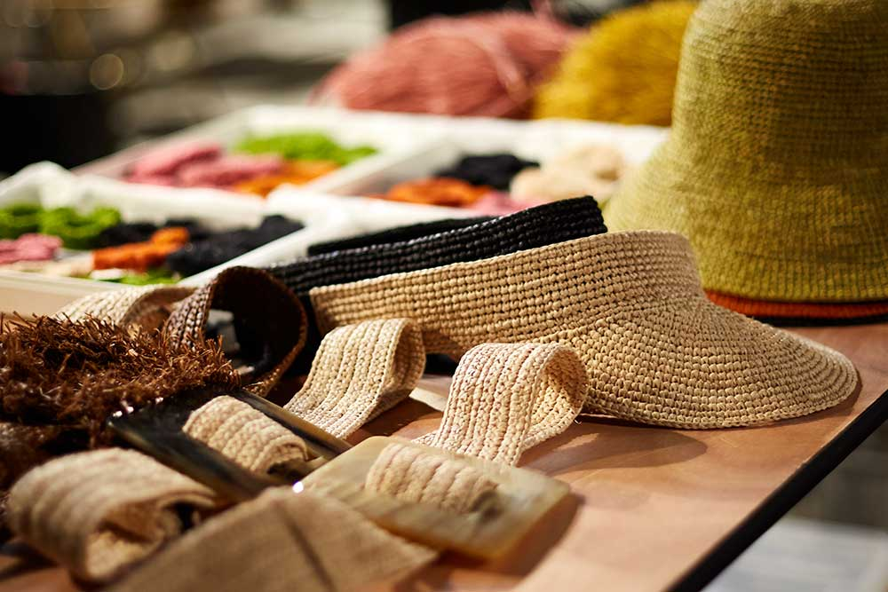 Akra - des fibres naturelles