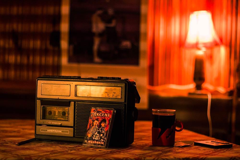 Radio Cassettes des années 1980