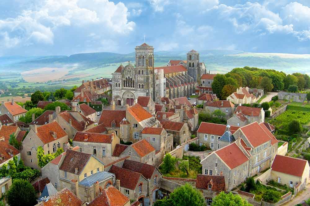 Villes Sanctuaires - Vézelay