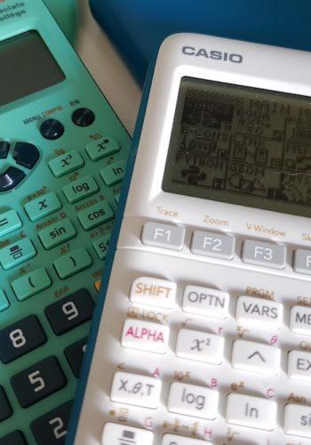 Calculatrices Casio