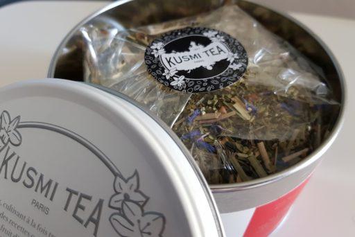 Kusmi Tea : Petit déjeuner à l'Élysée.