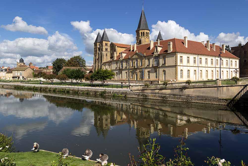 Villes Sanctuaires - de Paray-le-Monial