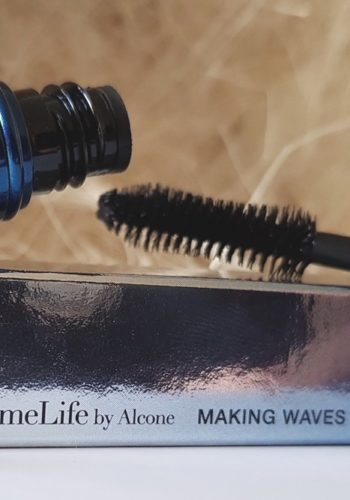 Making Waves, le mascara waterproof de Limelife by Alcone.