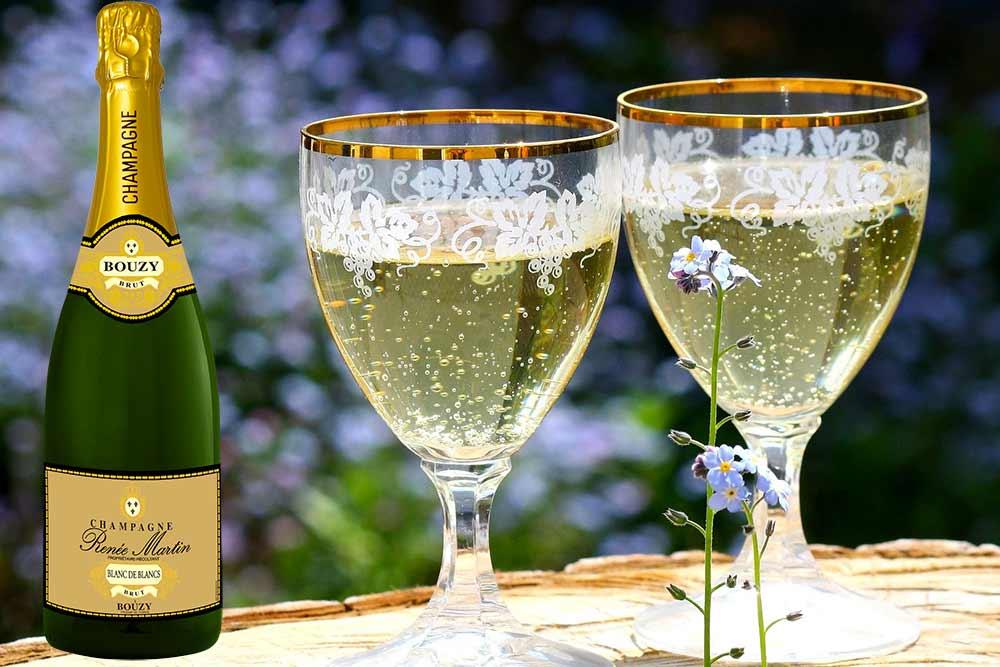 Champagne Renée Martin