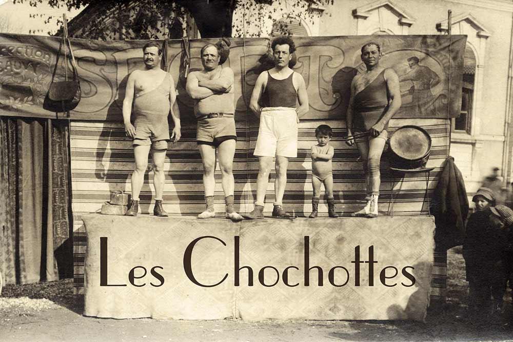 Les Chochottes