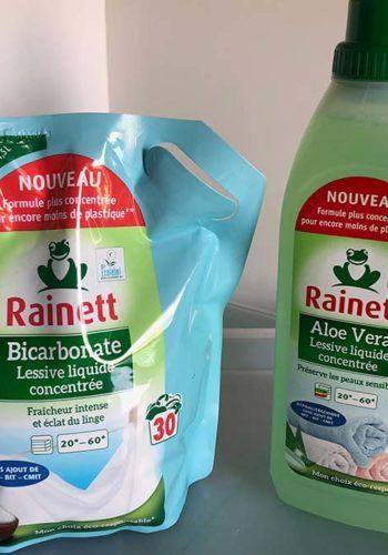 Lessives Liquides - marque Rainet