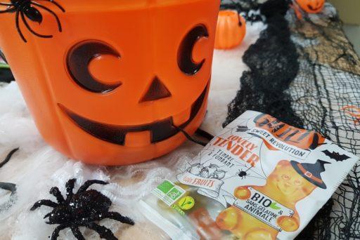 Not Guilty : des bonbons bio ou un sort pour Halloween !