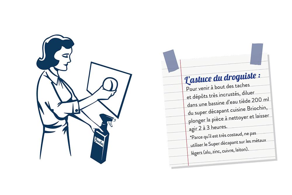 Les astuces Jacques Briochin