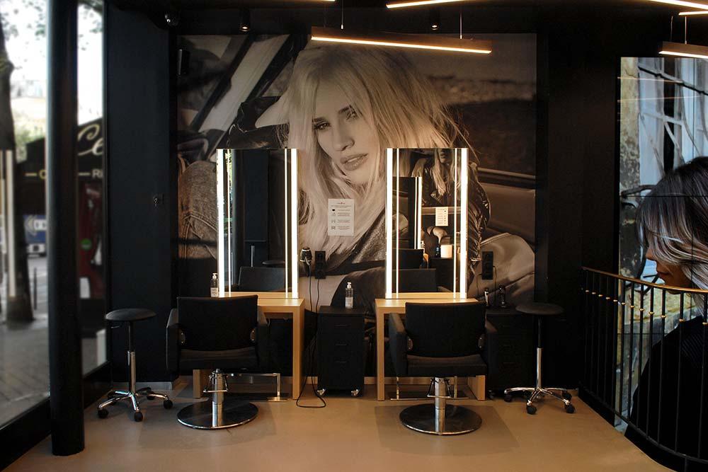 Salon de coiffure mod's hair