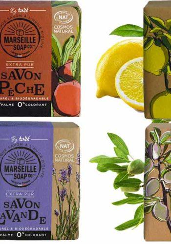 Marseille Soap - des savons à l'huile d'olive