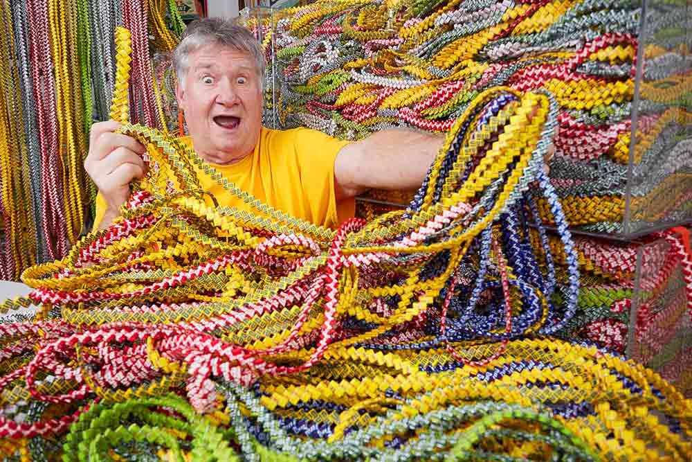 Gary Duschl - Longest Gum Wrapper Chain_19317 USA