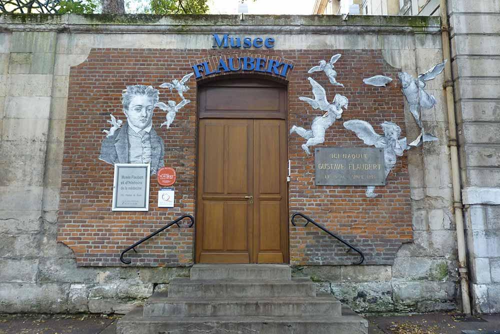 Rouen - Le Musée Flaubert