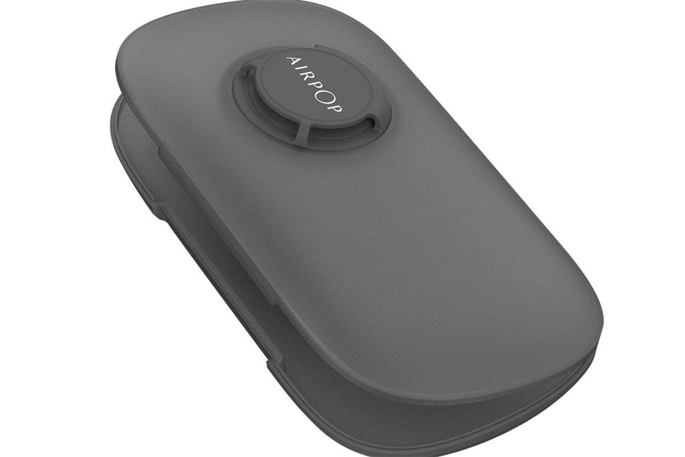 AirPop Pocket et Pocket Case