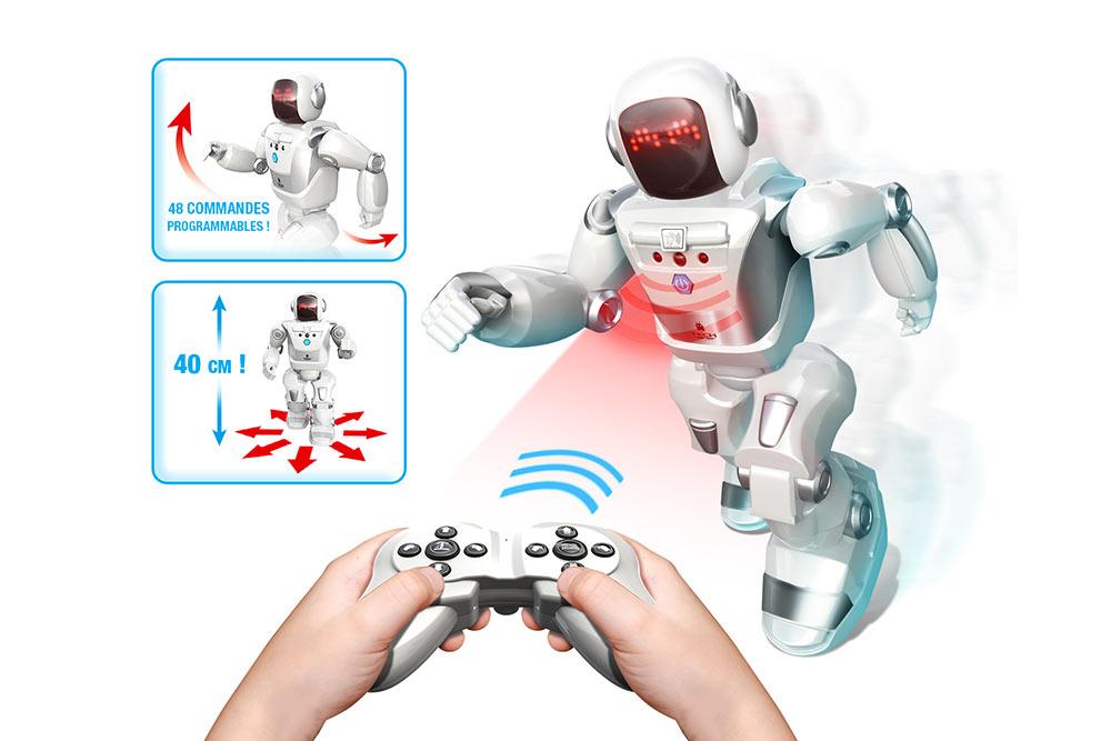 Jeux Silverlit - Program A Bot X