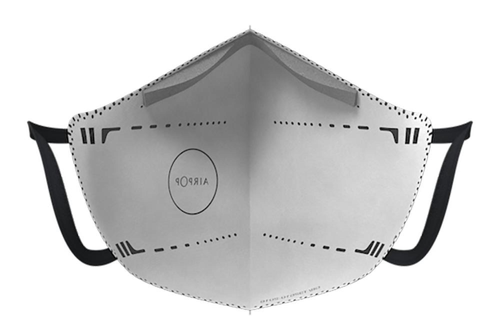 Intérieur d'un masque AirPop