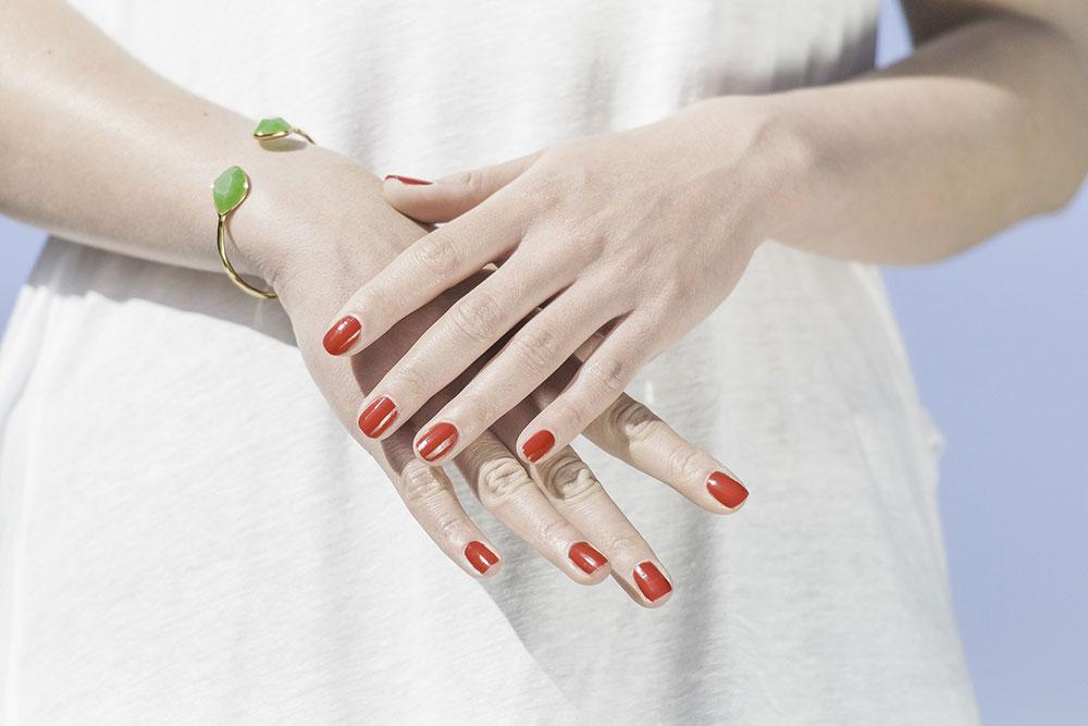 Phanères - Ongles des mains