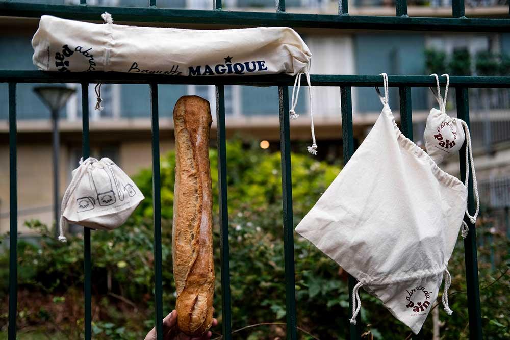 AbracadaPAIN - un sac à pain malin et pratique