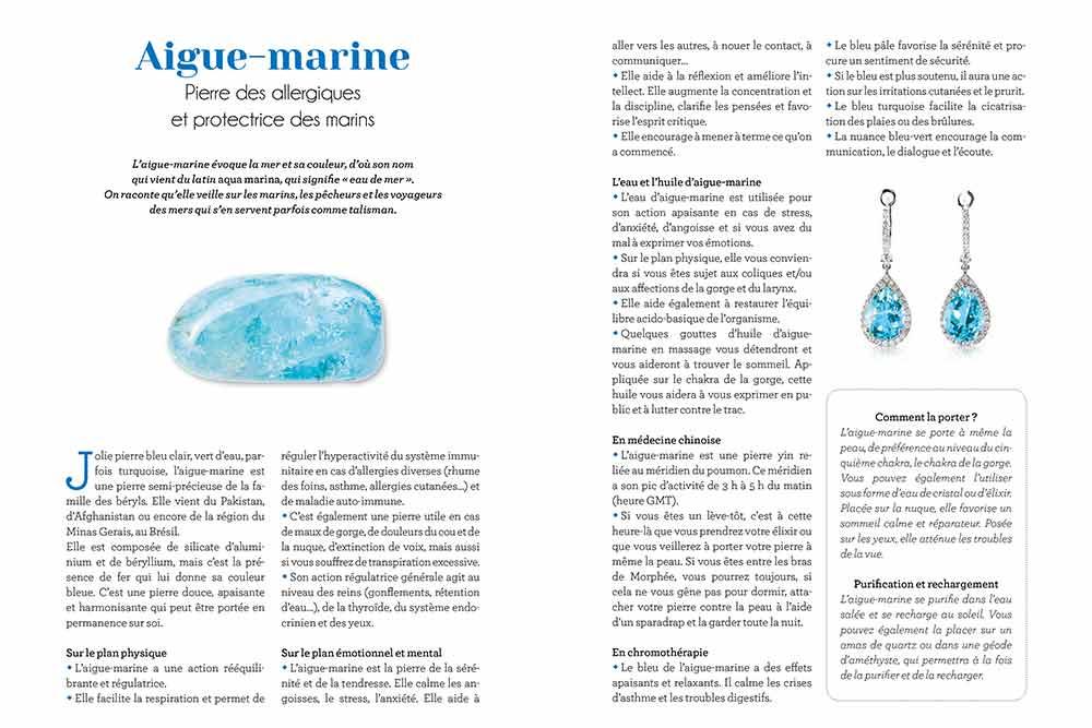 Les bienfaits de l'algue-marine