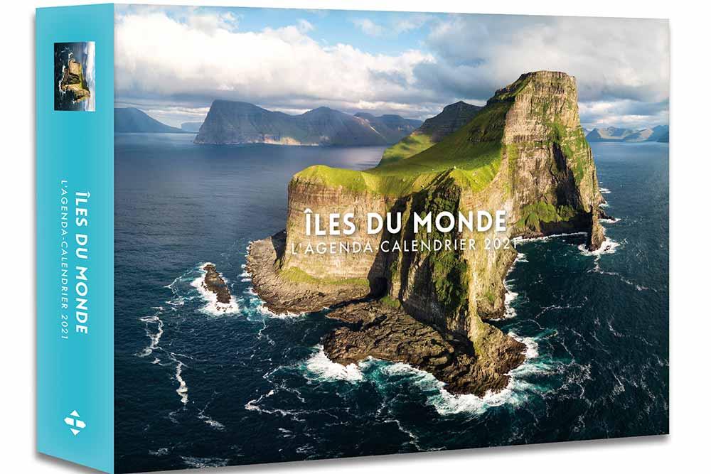 Agendas 52 semaines : Iles du Monde