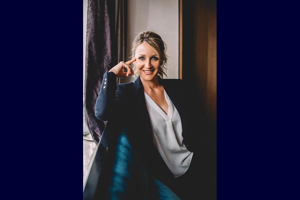 Maud Ravier - spécialiste des soins de beauté