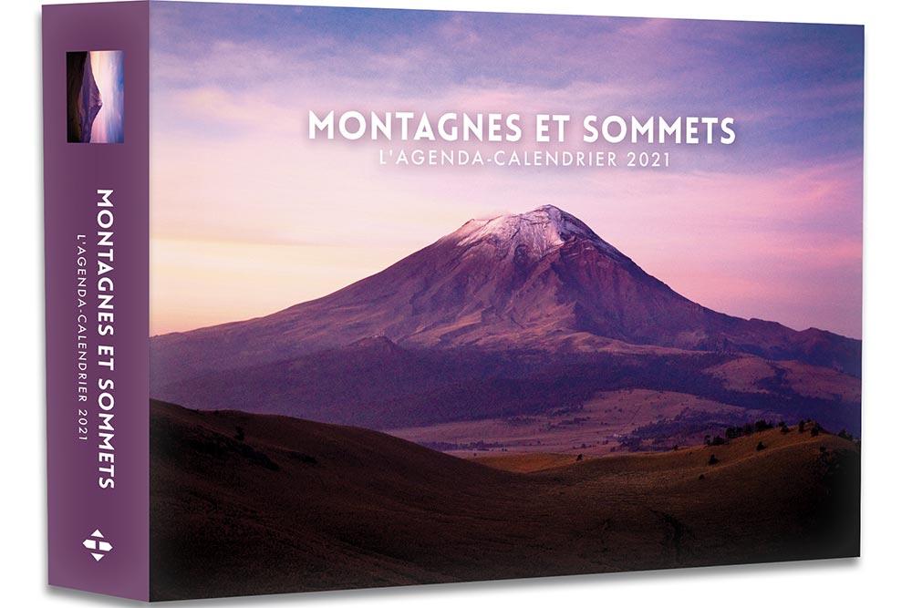 Agendas 52 semaines : Montagnes et Sommets