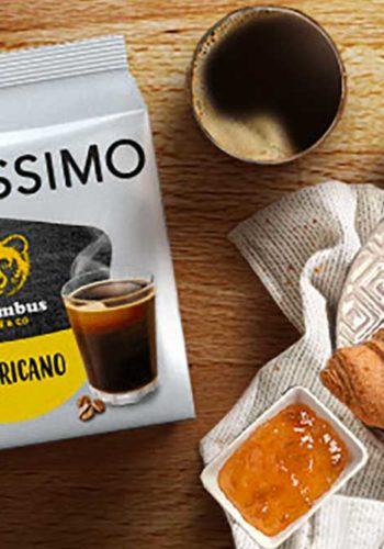 L'Americano, délicieux café noir sans mousse