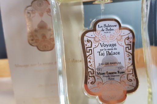 Voyage sur la route du Taj Palace, nouvelle collection de La Sultane de Saba