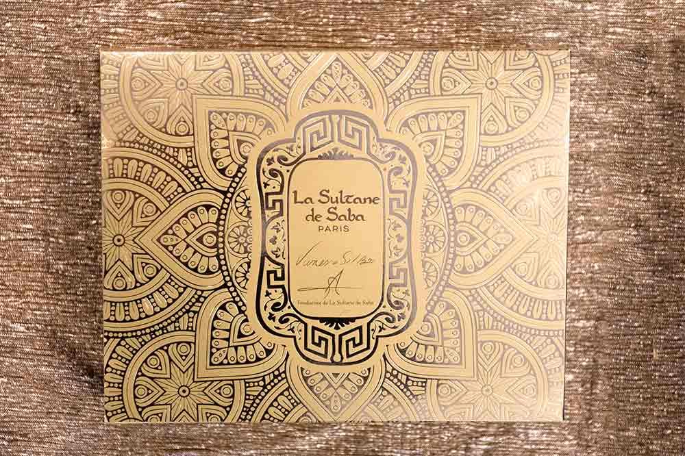 Soins visage et cors de La Sultane de Saba