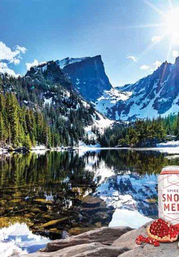 SnowMelt : des boissons fraîches et toniques