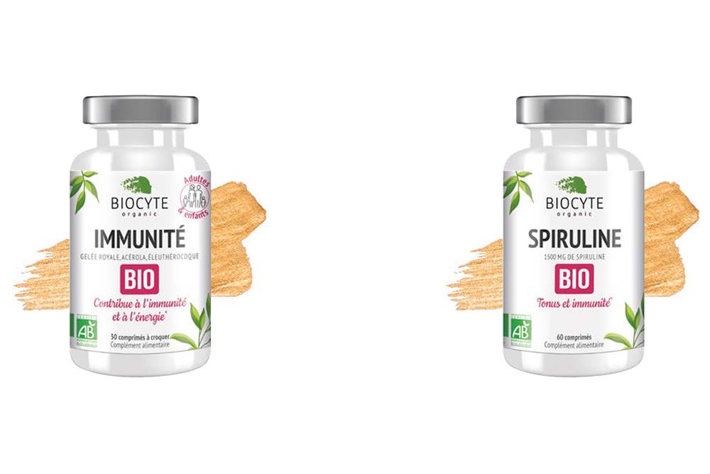 Immunité Bio et Vegan - Spiruline Bio et Vegan