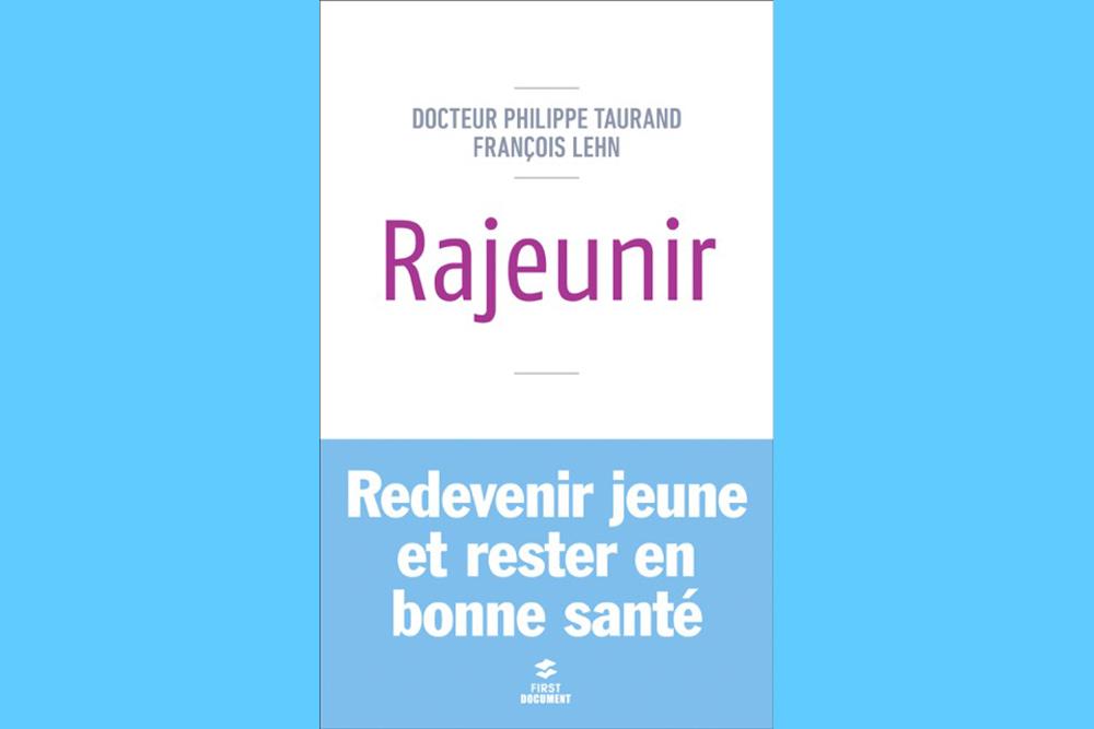 ADN Téloméractives - le livre Rajeunir