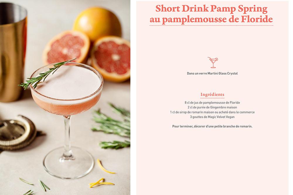 Short Drink Pamp Spring