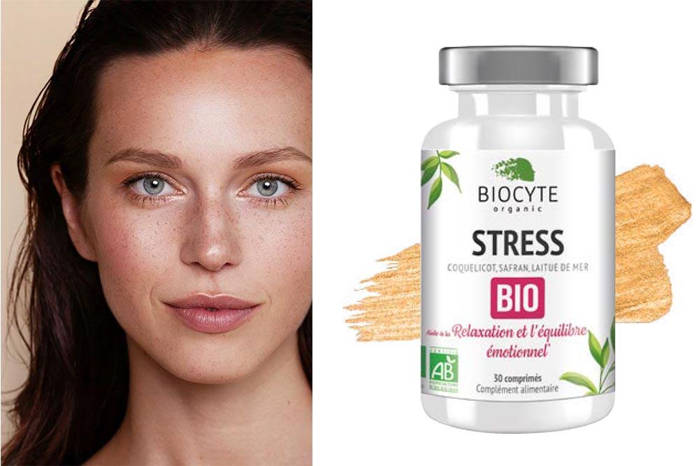 Stress Bio et Vegan