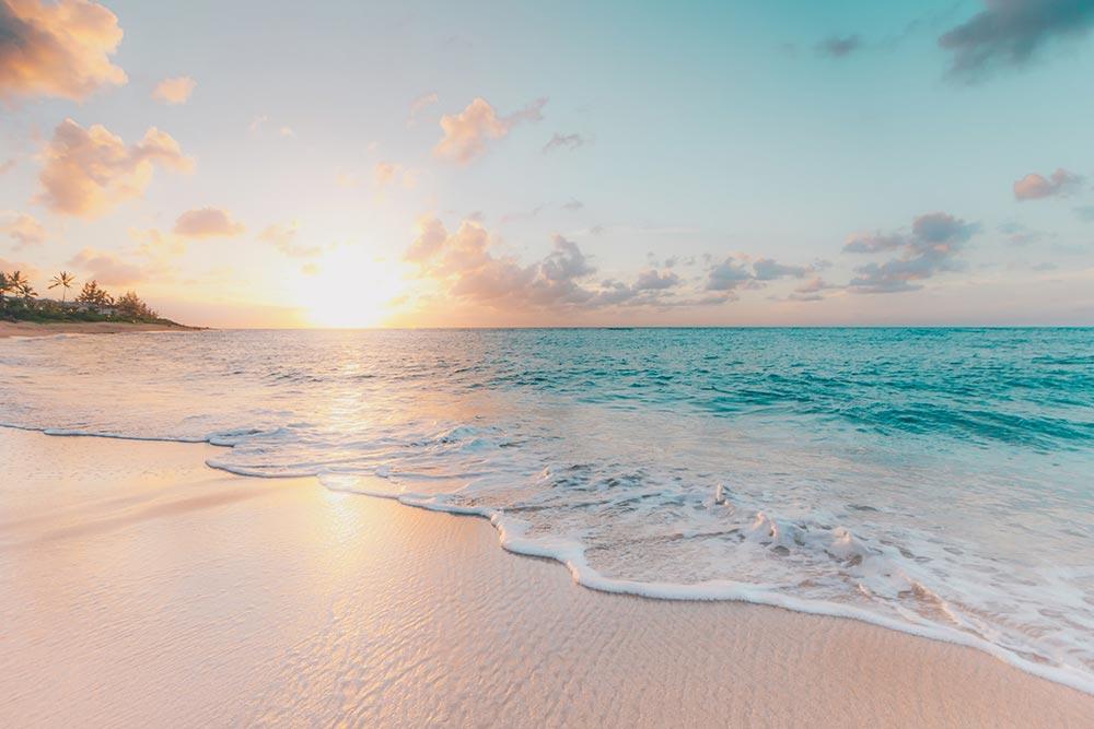 Sophrologie - le bruit des vagues est très relaxant
