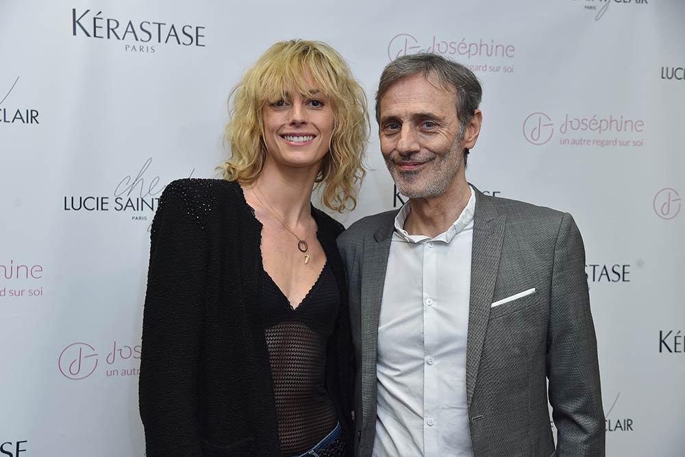 Alain et Sarah Mortensen