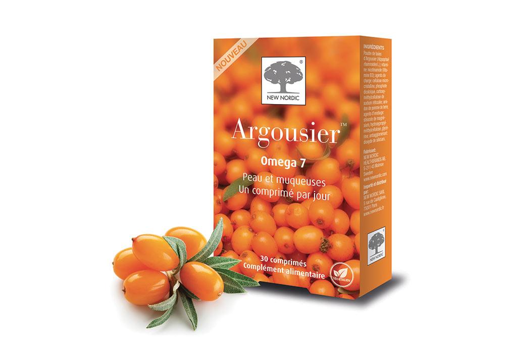 Argousier : une mono-plantes source de vitamines