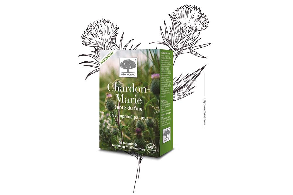 Chardon-Marie : une mono-plantes alliée du foie