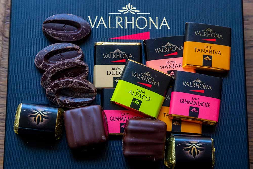 La cité du chocolat - Comment déguster un grand chocolat? Observer, respirer, écouter, déguster…