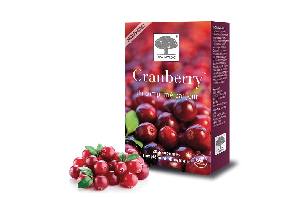 Cranberry : une mono-plantes nutritive et médicinale