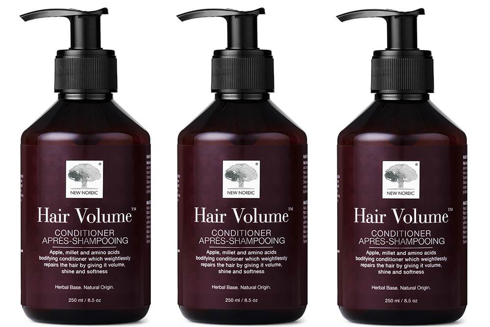 Hair Volume - l'après shampooing