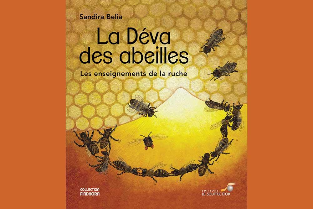La Déva des abeilles - un livre passionnant sur la vie des abeilles