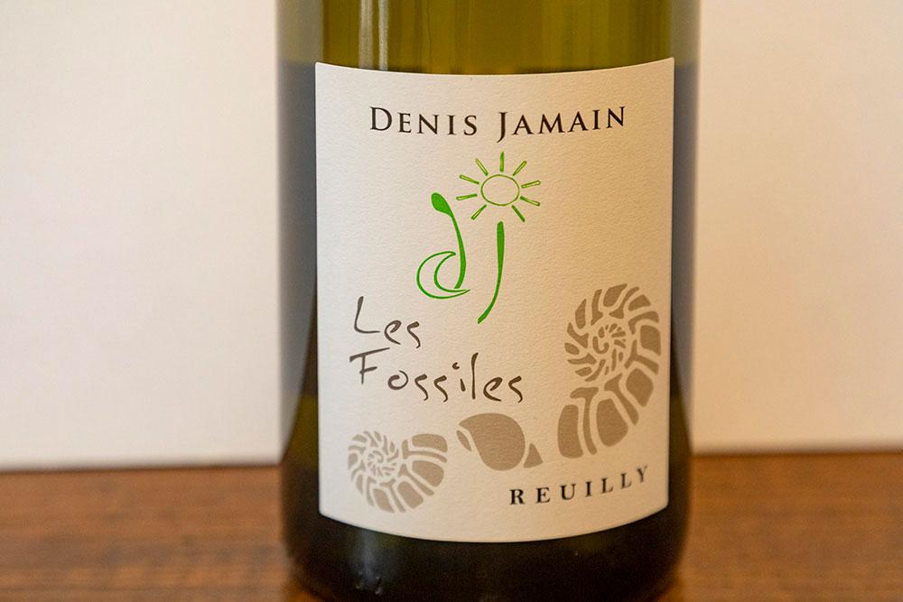 Les fossiles - un vin blanc qui va réveiller vos papilles.